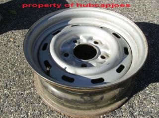 1996 FORD ECONOLINE VAN E150 F150 PICKUP STEEL WHEEL