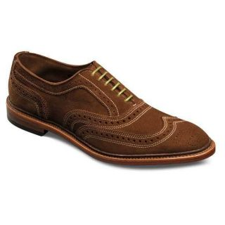 Allen Edmonds Mens Neumok Suede Shoe