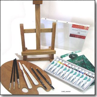 HEAVY DUTY ARTIST EASELS art supplies painting easel Oil Painting