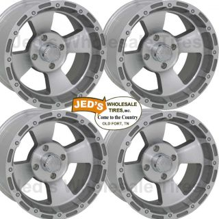 14 14x7 14x8 4/156 ATV RIMS WHEELS for Polaris Sportsman 600 700