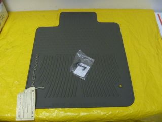 05 06 07 08 09 10 11 Toyota Avalon Front Floor Mats All Weather