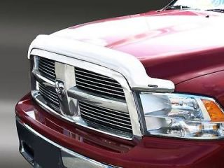 04 06 Durango Stampede Chrome Bug Shield Hood guard (Fits Dodge