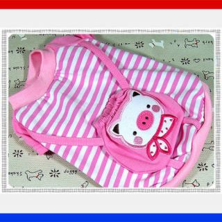 Dog Clothes Pig Costume Pet Apparel Backpack Shirt,898