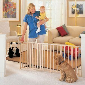 NEW North States Extra Wide Swing Baby Pet Gate 2DaysShip
