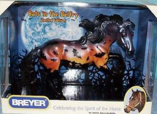 Breyer Model Horses 2010 Halloween Horse Bats in the Belfry