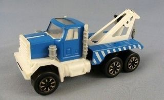 TONKA DIECAST TIN PLASTIC VEHICLE HYDRAULIC CRANE MINI DUMP TRUCK TOY