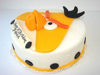 YELLOW ANGRY BIRD TOPPER FONDANT  10  JUST PUT IT ON TOP OF YOUR CAKE