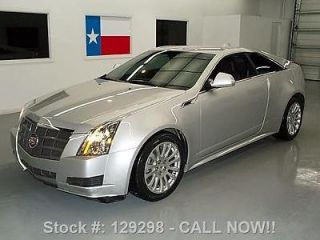 Cadillac  CTS WE FINANCE 2011 CADILLAC CTS4 3.6 COUPE AWD AUTO 18