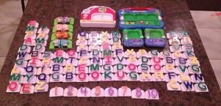 Frog 101 Magnetic Letters 4 Systems Farm Word Whammer Fridge Phonic