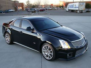 Cadillac  CTS V Sedan 4 Door 2012 CADILLAC CTS V, ONLY 8K MI, DONT