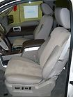 2009 2011 Ford F150 Buckets Exact Seat Covers in Tan Endura & XD3 Camo