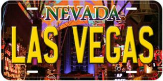 nevada novelty car tag