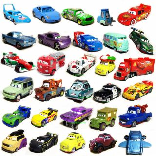 New disney pixar diecast cars toy Loose Metal car 30 kinds of style
