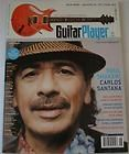 Guitar Player Magazine June 2005 Carlos Santana Mick Mars Graham Coxon