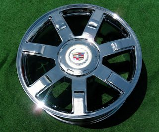 NEW 2009 Cadillac Escalade Chrome 22 inch WHEEL 5309