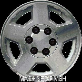 17 OEM Alloy Wheel for 2004 2005 2006 2007 Chevy Silverado Tahoe
