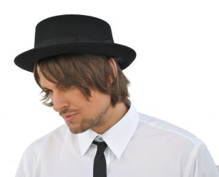 Christys of London Wool Felt Pork Pie Trilby Hat