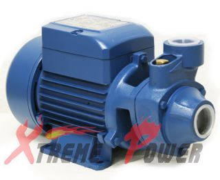 Newly listed ALUMINUM 1/2 HP ELECTRIC WATER PUMP POOL FARM POND