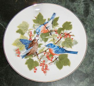 bird plates in Collectibles