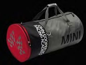 listed MINI Cooper JCW Gym Bag Duffle 37 John Cooper Works New OEM