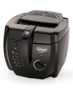 Brand New Presto 05442 CoolDaddy Cool Touch Electric Deep Fryer