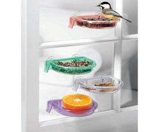 Birdfeeder Droll Yankees Tweet Spot Window Bird Feeder