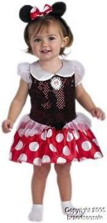 Disney Babys Minnie Mouse Halloween Costume