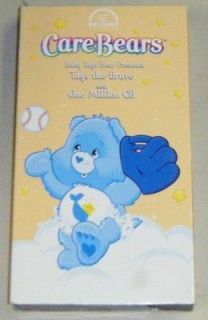CARE BEARS   Baby Tugs Bear Presents   VHS