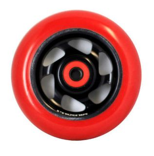 PHOENIX Scooter Wheel   INTEGRA   6 SPOKE   PRO SCOOTER   RED/BLACK