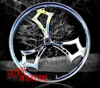 18 inch Custom Motorcycle wheel rims for SUZUKI BOULEVARD M109 M90