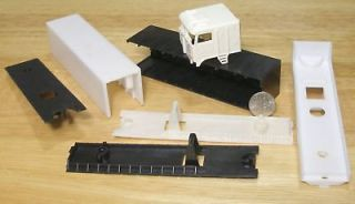 PC TYCO Slot Car KENWORTH CABOVER TRUCK TRAILER PARTS