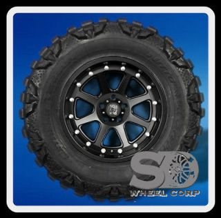 Newly listed 18 XD798 ADDICT BLACK 35X12.50X18 NITTO MUD GRAPPLER