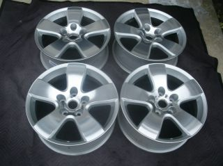 2002 2012 Dodge RAM 20 Wheels Rims Polished Alloy Factory Rims