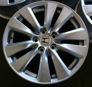 17 2011 2012 Honda Accord Alloy Rims Wheels 64015
