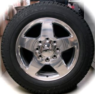 2011 12 ONLY Chevy Silverado GMC Sierra 2500 3500 8 Lug 20 Wheels Rims