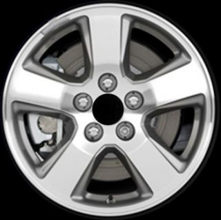 New 17 Alloy Wheels Rims for 2005 2010 Honda Odyssey 2009 2011 Honda