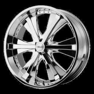 24 Wheels Rims HE869 Chrome Expedition Navigator Ford