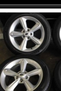 2011 2012 Ford Mustang GT Rims Tires OEM Stock Factory 11 12 Only 400