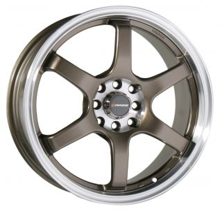 WHEELS RIMS HONDA ACCORD CIVIC FIT INTEGRA YARIS SENTRA 4X100 4X114 3