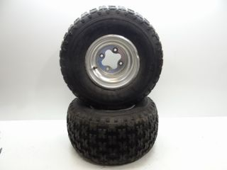 400EX 300EX KFX LTZ 400 DS450 LTR450 REAR RIMS & TIRES 20 11 9 4/110