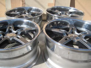 19 Maya Work HRE SSR 2 3 Piece Forged BMW E92 Wheels Rims