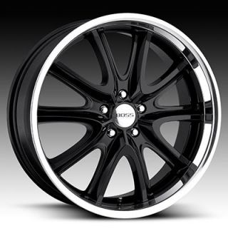 20 Ford Mustang Cobra GT G35 Supra Black Wheels Rims