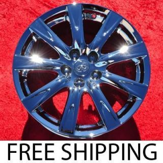 New 18 Infiniti G37 Coupe Chrome Wheels Rims M37 M56 G25 73725