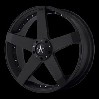 Jeep Chevy GMC 1500 Tahoe Yukon Wheels Rims 22 KMC775