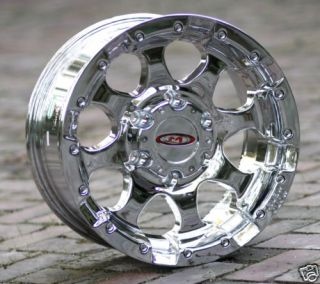18 inch Chrome Wheels rims Moto Metal 955 Chevy Gmc 1500 trucks 6 lug
