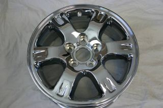 Chrome Toyota Highlander Wheels Rims Part 69397