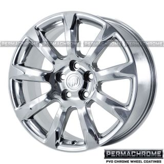 Buick Lacrosse 19 PVD Chrome Wheels 4097 Outright