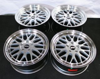 18 BMW Staggered Wheels Rims 318i 318TI 323i 325i E36 Z3 328i 328IS