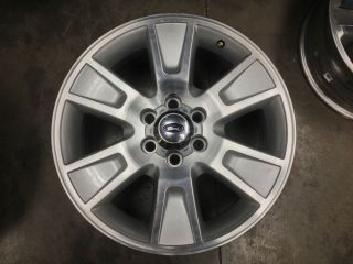 150 20 Machined Silver Wheel F150 Rim 2010 2011 AL34 1007 Ja