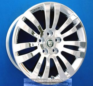 Jaguar Aris XK8 18 inch Chrome Wheels Rims 18 XKR XK 8 R